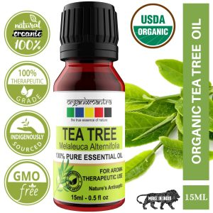 Tea Tree Essential Oil - Organic Essential Oil